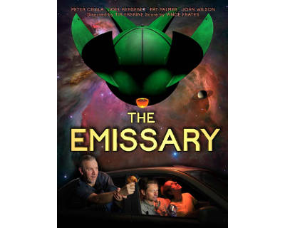 The Emissary DVD with Streaming